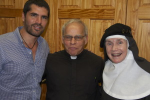 Prayer and Pasta with Mother Dolores Hart (9)