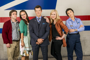 "Catch ""Sign, Sealed and Delivered"" on The Hallmark Channel"