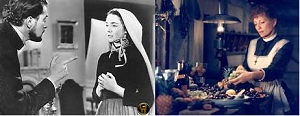 The Song of Bernadette (1943) and Babette's Feast (1987)