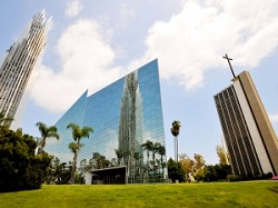 Christ Cathedral. Photo credit: Diocese of Orange