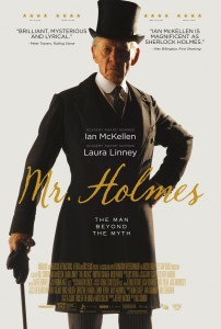 Original Poster for Mr. Holmes.