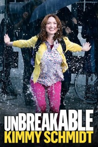 "Ellie Kemper as Kimmy Schmidt in ""Unbreakable Kimmy Schmidt"""