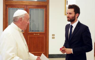 Pope-Francis-Andrea-Iervolino