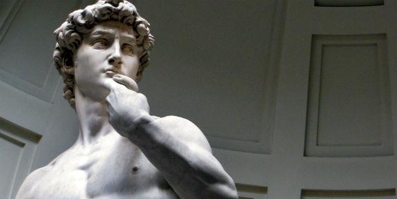 Michelangelo-David