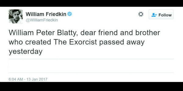 Blatty-Friedkin