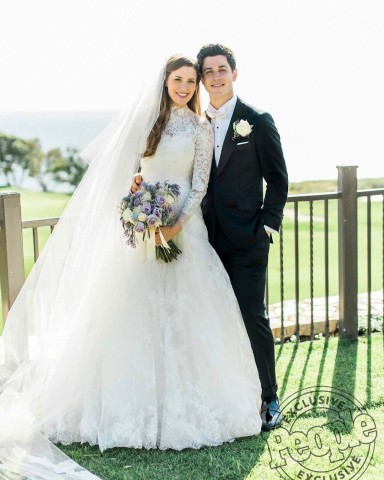 David-Henrie-Maria-Cahill-Wedding