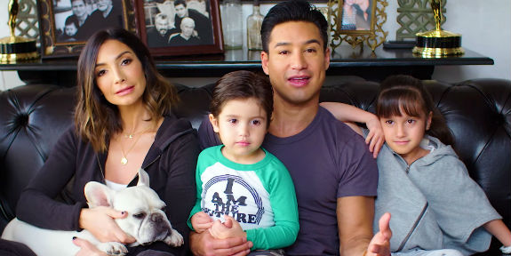 Mario Lopez And His Beautiful Catholic Family Video Faith