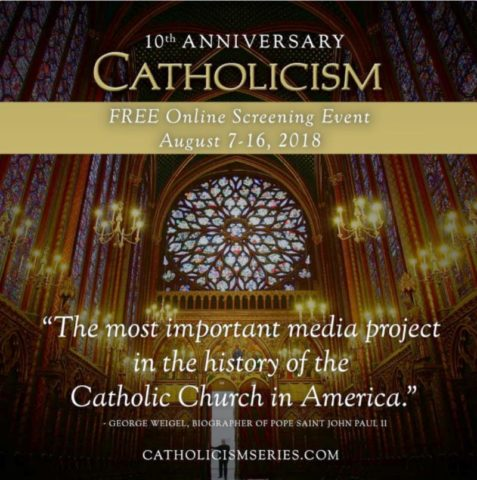 Bishop Barron's 'Catholicism' Marks 10 Years With Video and Free
