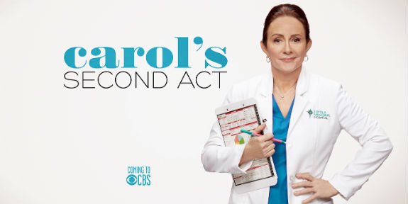 Local grad to star on new CBS sitcom 'Carol's Second Act' with Patricia Heaton